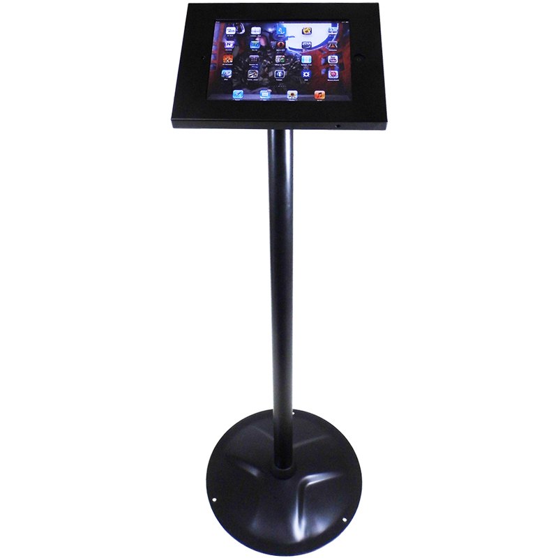 Exhibition Stand Vat : Ipad stand freestanding and lock for exhibitions events
